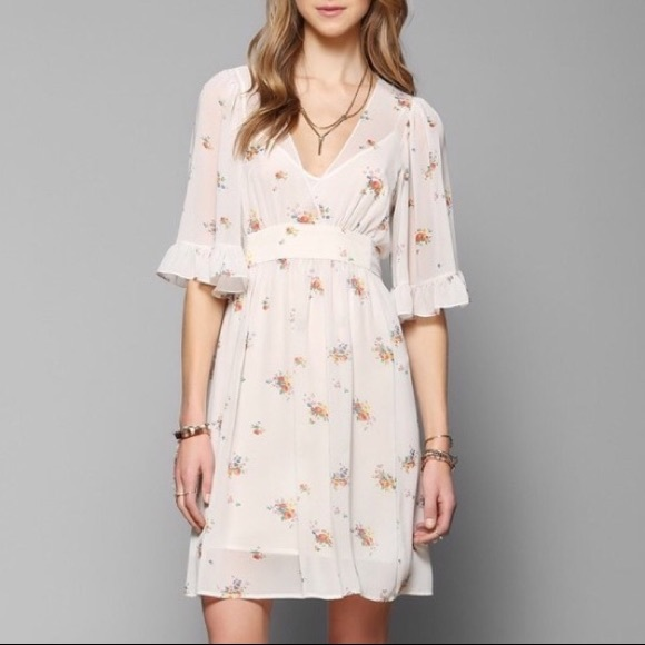 Betsey Johnson Dresses & Skirts - Betsey Johnson for Urban Outfitters | Floral dress